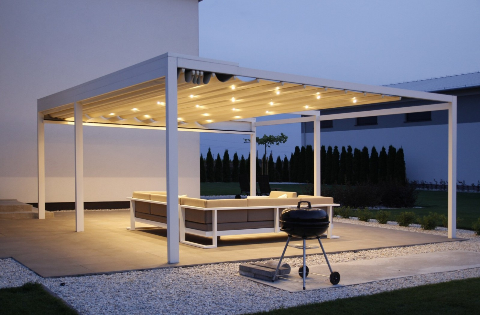 Pergola Lighting 5