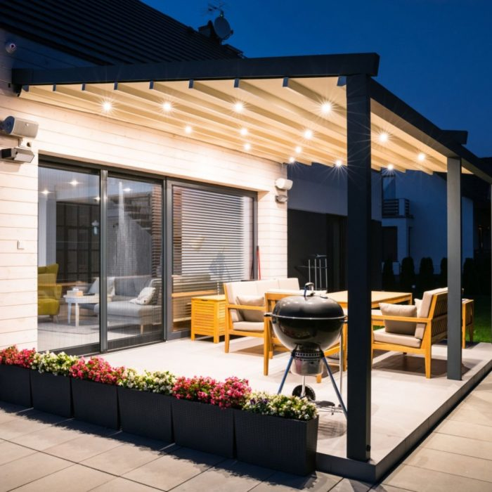 Pergola Lighting 7