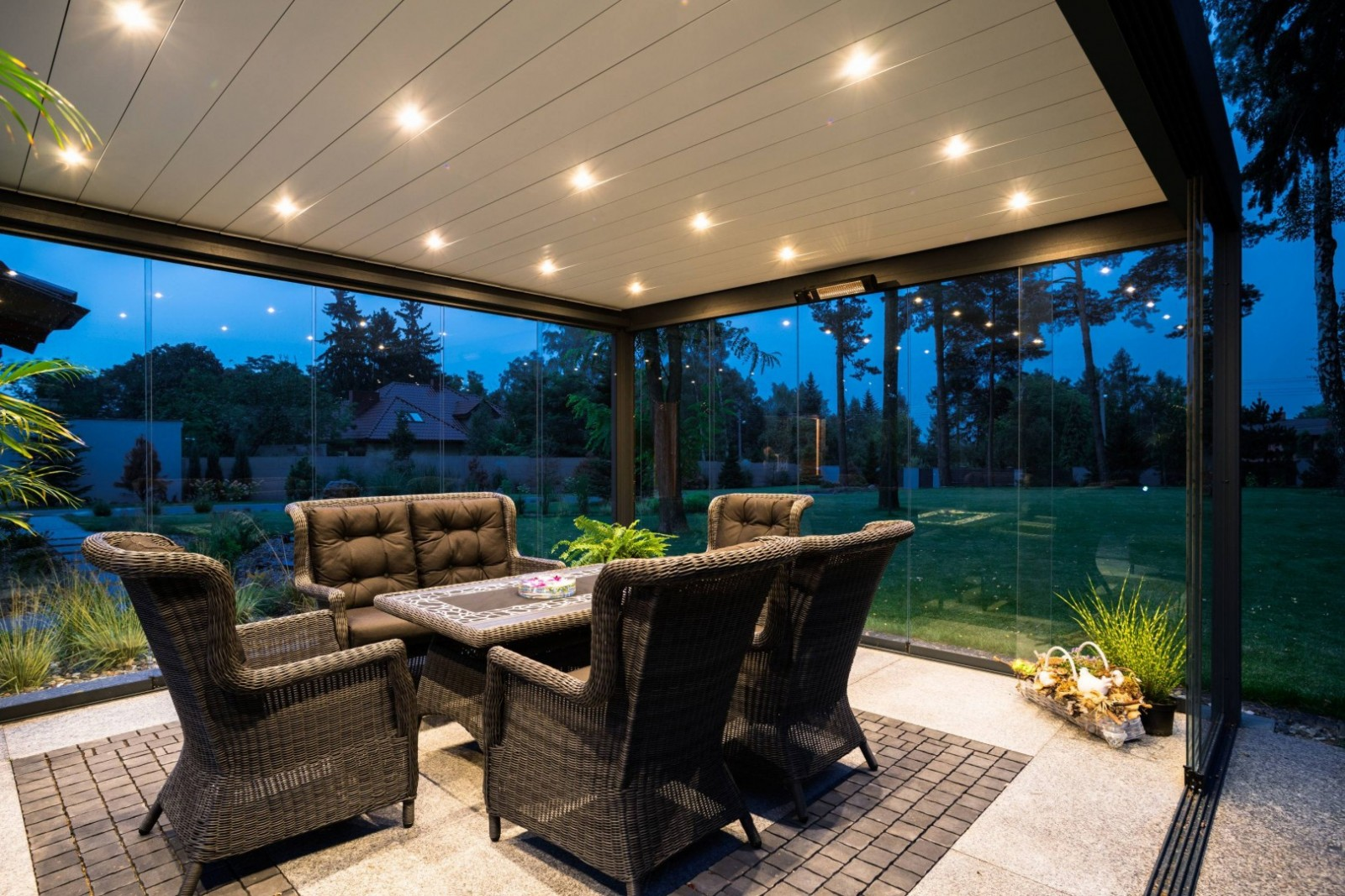 Pergola Lighting 8