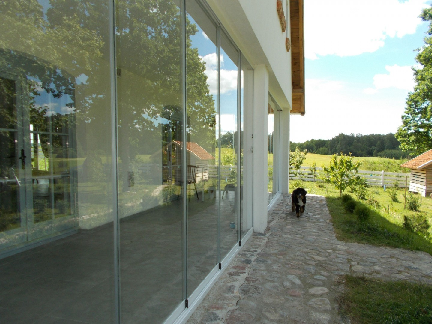 Sliding Glass Door 6