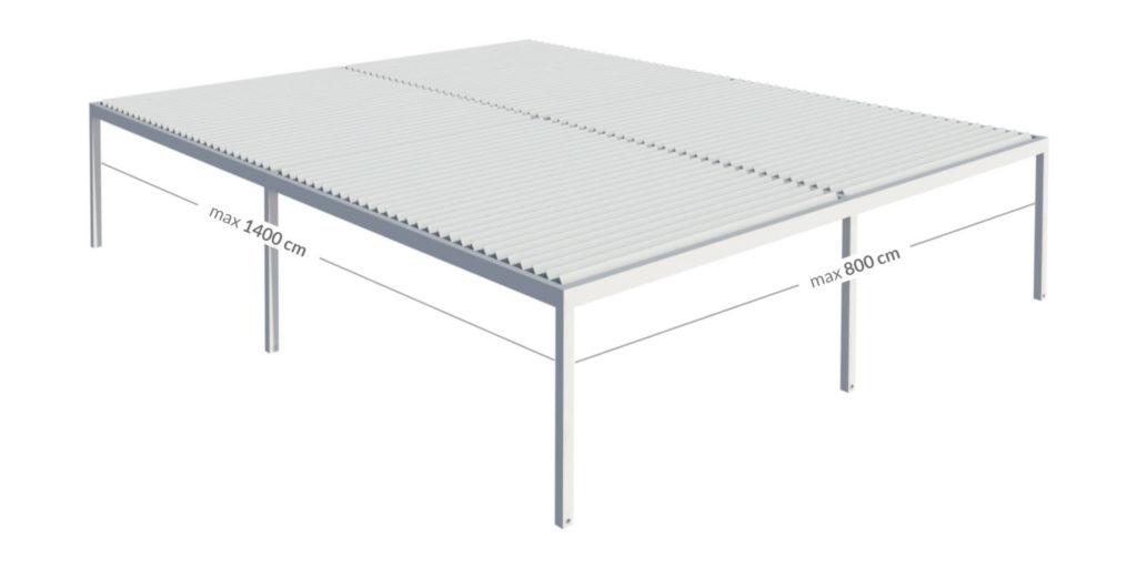 11 Pavilion Technic Modular