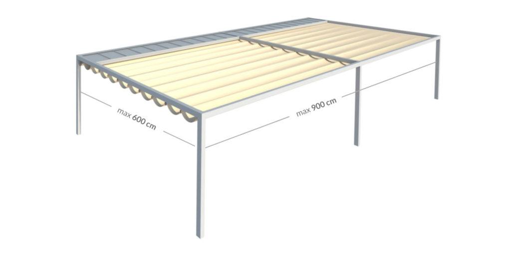 Flat Module Free-Standing 2