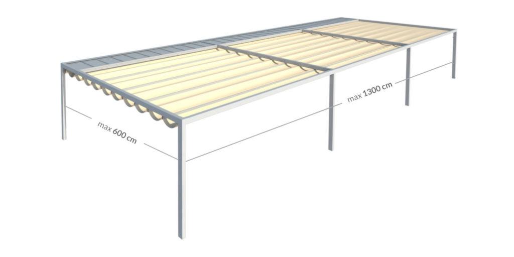 Flat Module Free-Standing 3