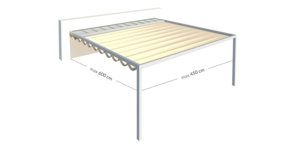 Flat Module Lean-to 1