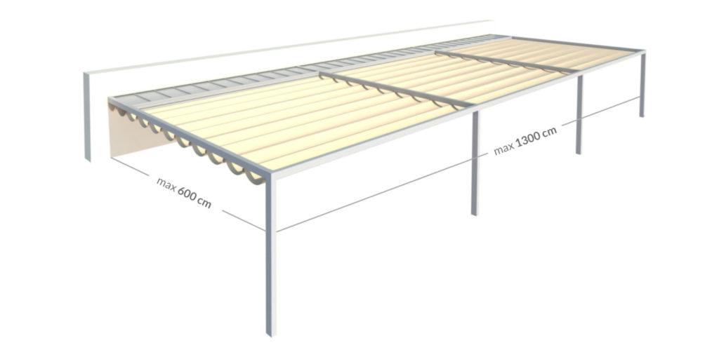 Flat Module Lean-to 3