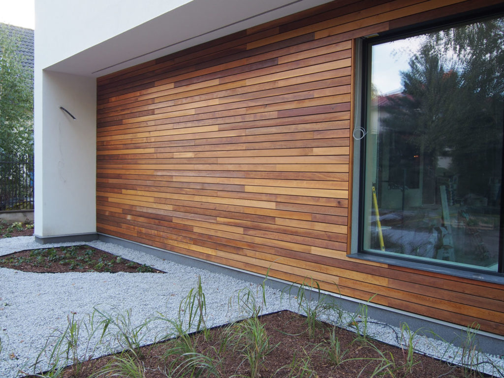 Hardwood Composite Cladding