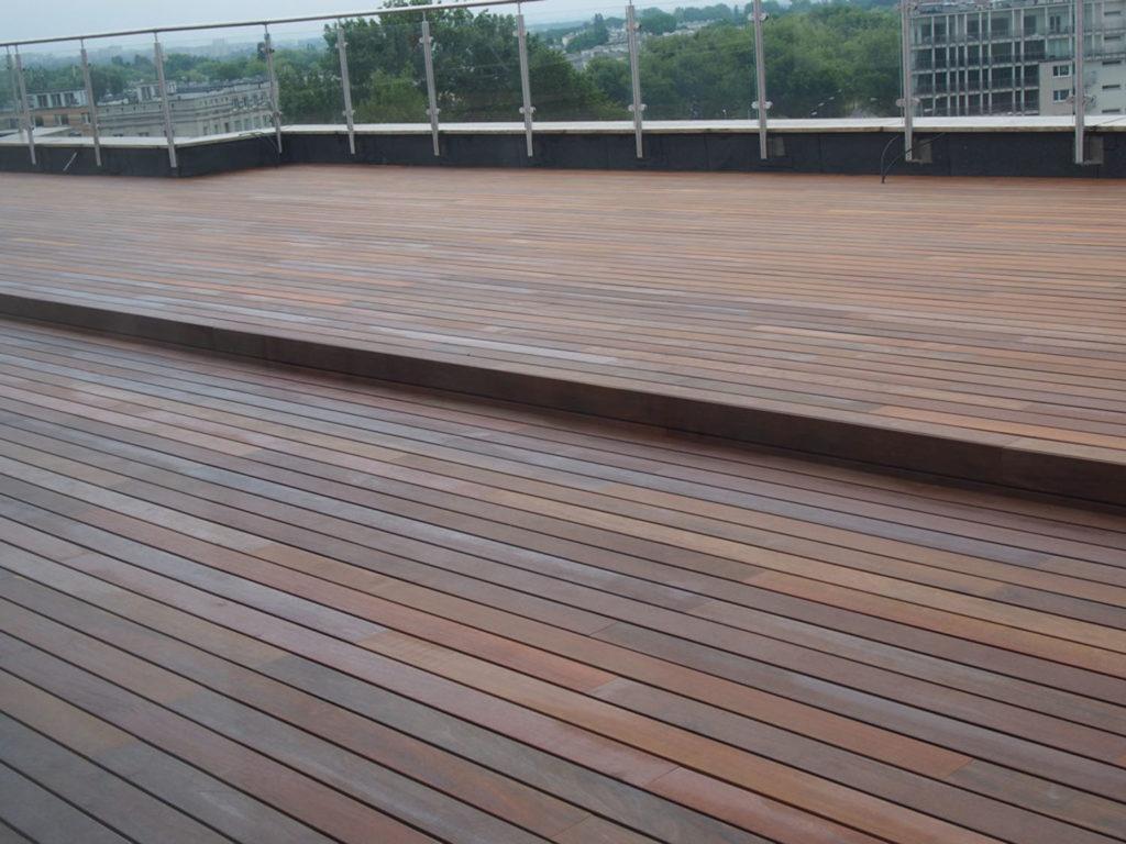 Hardwood Composite Decking