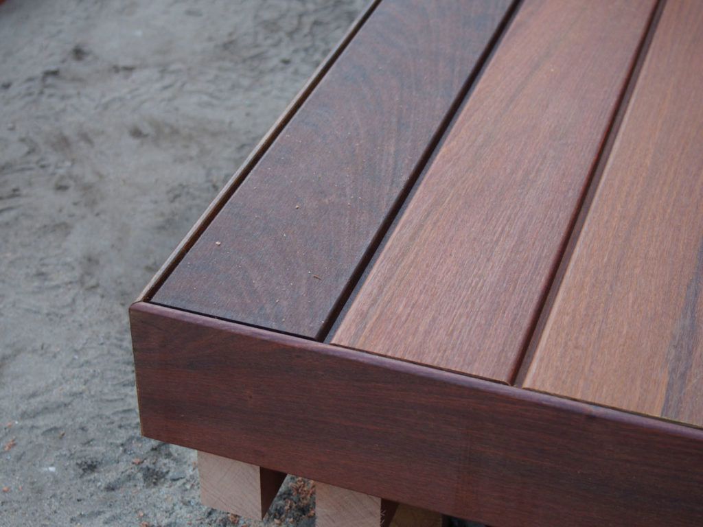 Hardwood Composite Decking