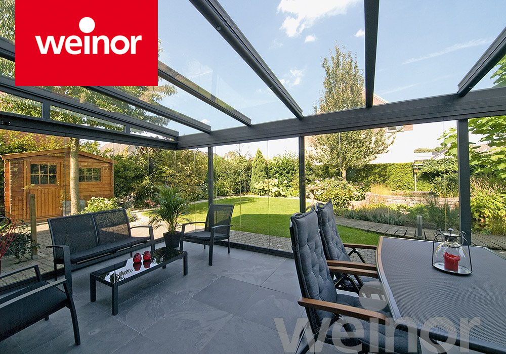 Weinor Glassroom Tiles