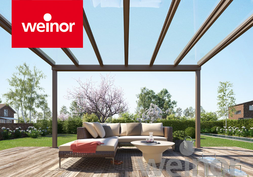 Weinor Glass Veranda Logo