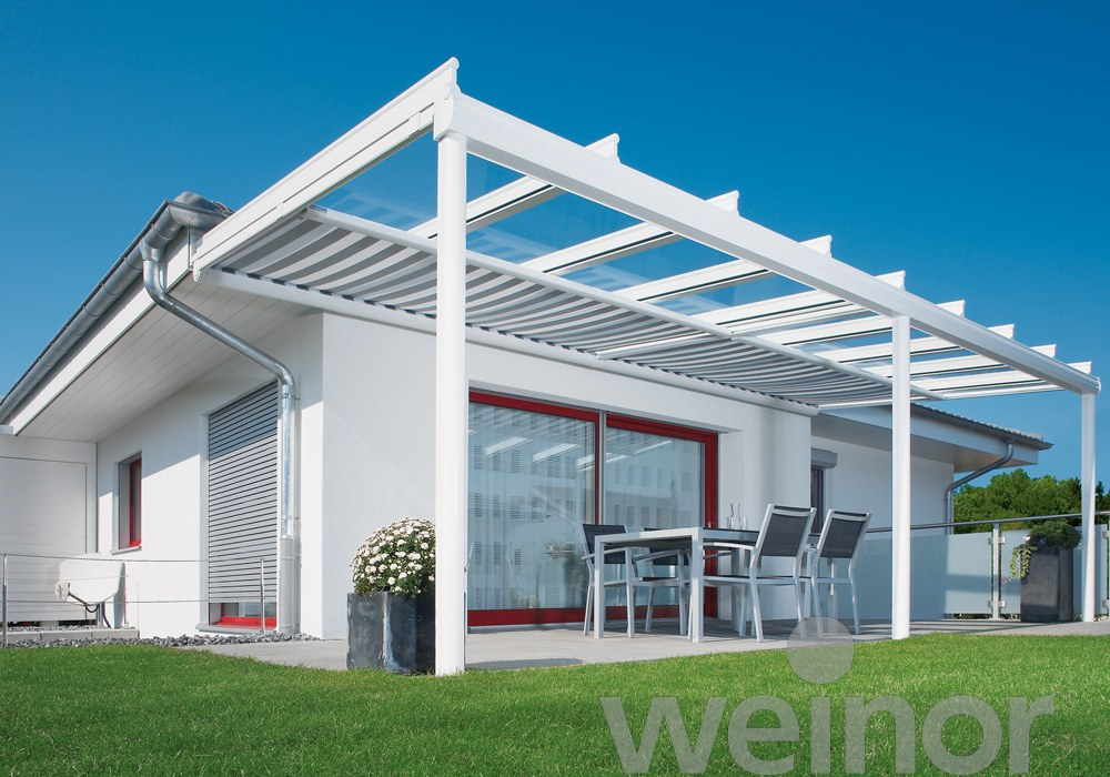 Weinor Glass Veranda