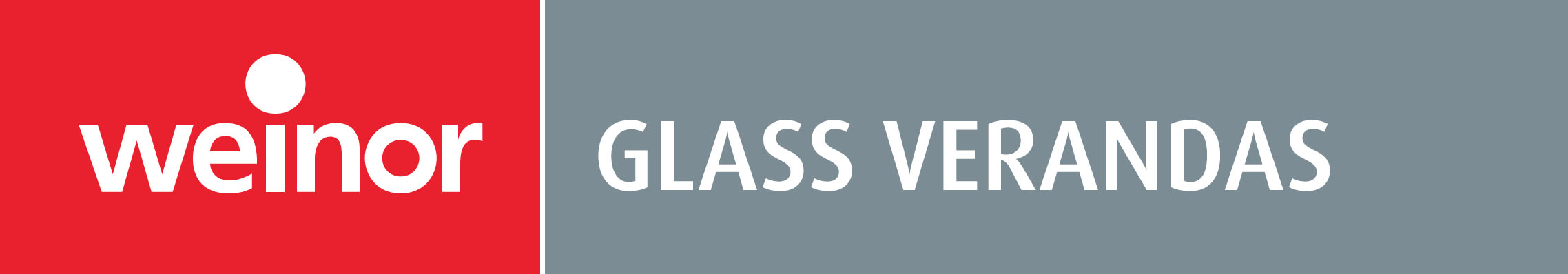 Weinor Glass Verandas Logo
