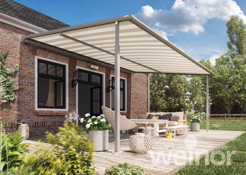 An Outdoor Space to Suit Any Environment