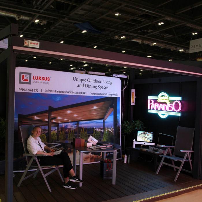 Hotel London 360 Expo 1