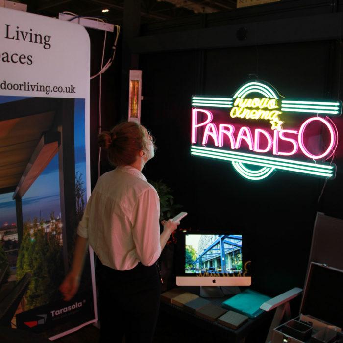 Hotel London 360 Expo 3