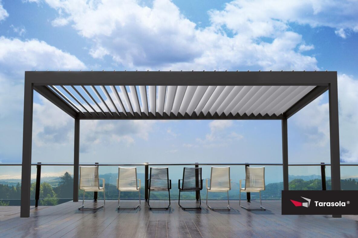 A Cover for Every Roof or Terrace